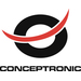 Conceptronic Wireless Cinema Set Silber Digitaler Mediaplayer