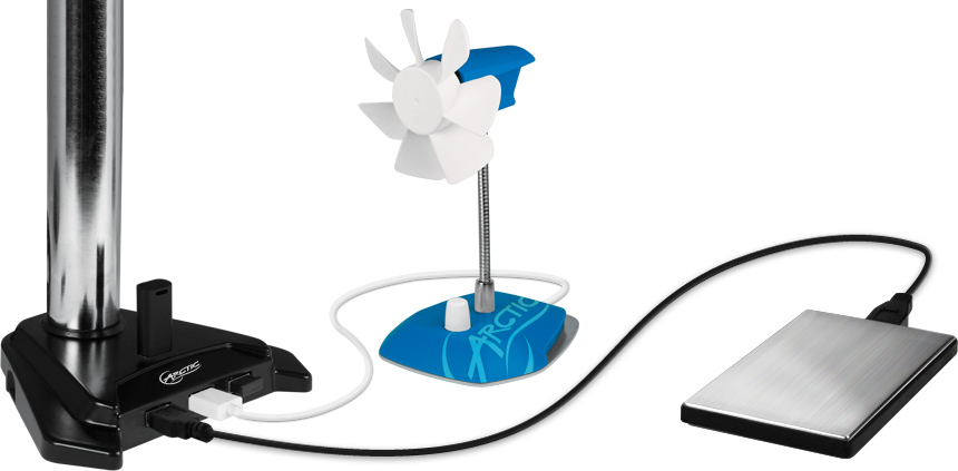 Powered USB 3.0 Hub