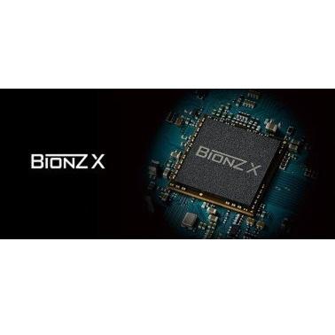 Processore di immagini BIONZ X™ ad alta velocità