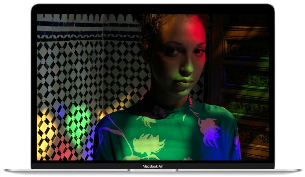 Display Retina. Il brillante debutto di quattro milioni di pixel.