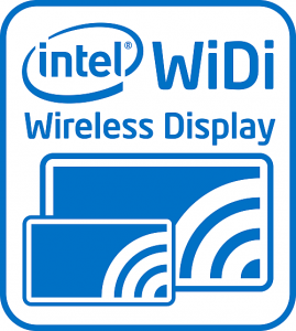 Intel® Wireless Display (Intel® WiDi)