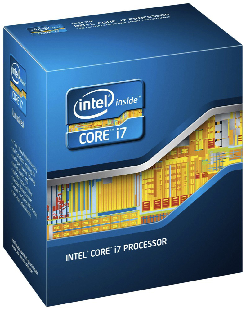 CPU Intel 6-Core i7 3930K (3.2GHz) S-2011 1333MHz 12MB Cache 64bit 130W 45nm Boxed