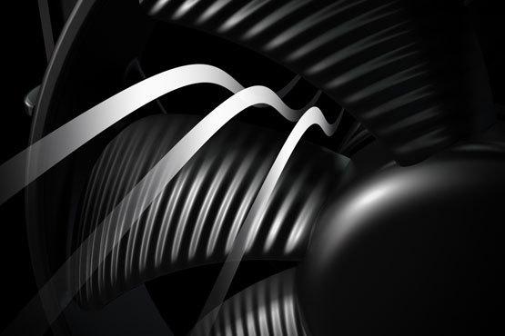 be quiet! fan shadow wings sw1 140mm, mid-speed bqt t14025-mr-2