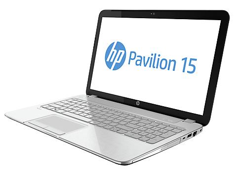 Specs HP Pavilion 15 e001au Notebook White 39.6 cm (15.6