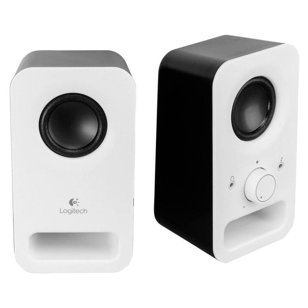 LOGITECH Z150 Speaker 2.0 6Watt Snow White Black