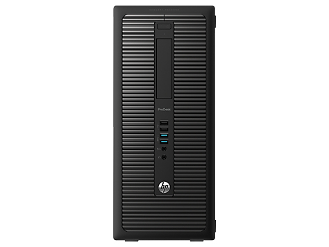 GAMER HP EliteDesk 600 G1 TOWER i5-4570 4Gb 500Gb W7Pro EN210_1Gb