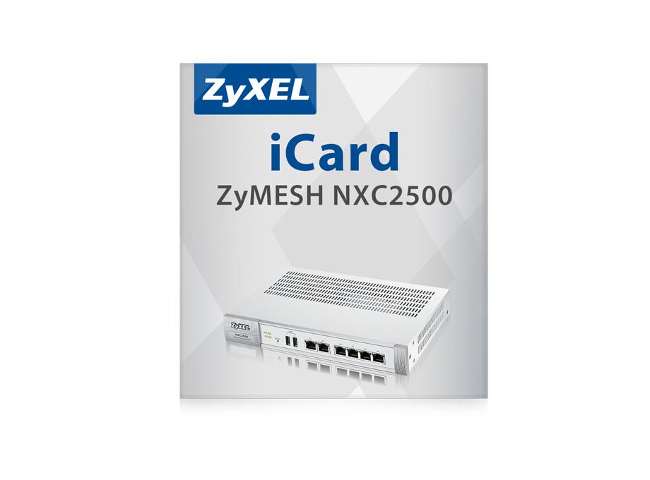 ZYXEL Lizenz E-iCard ZyMESH on NXC2500
