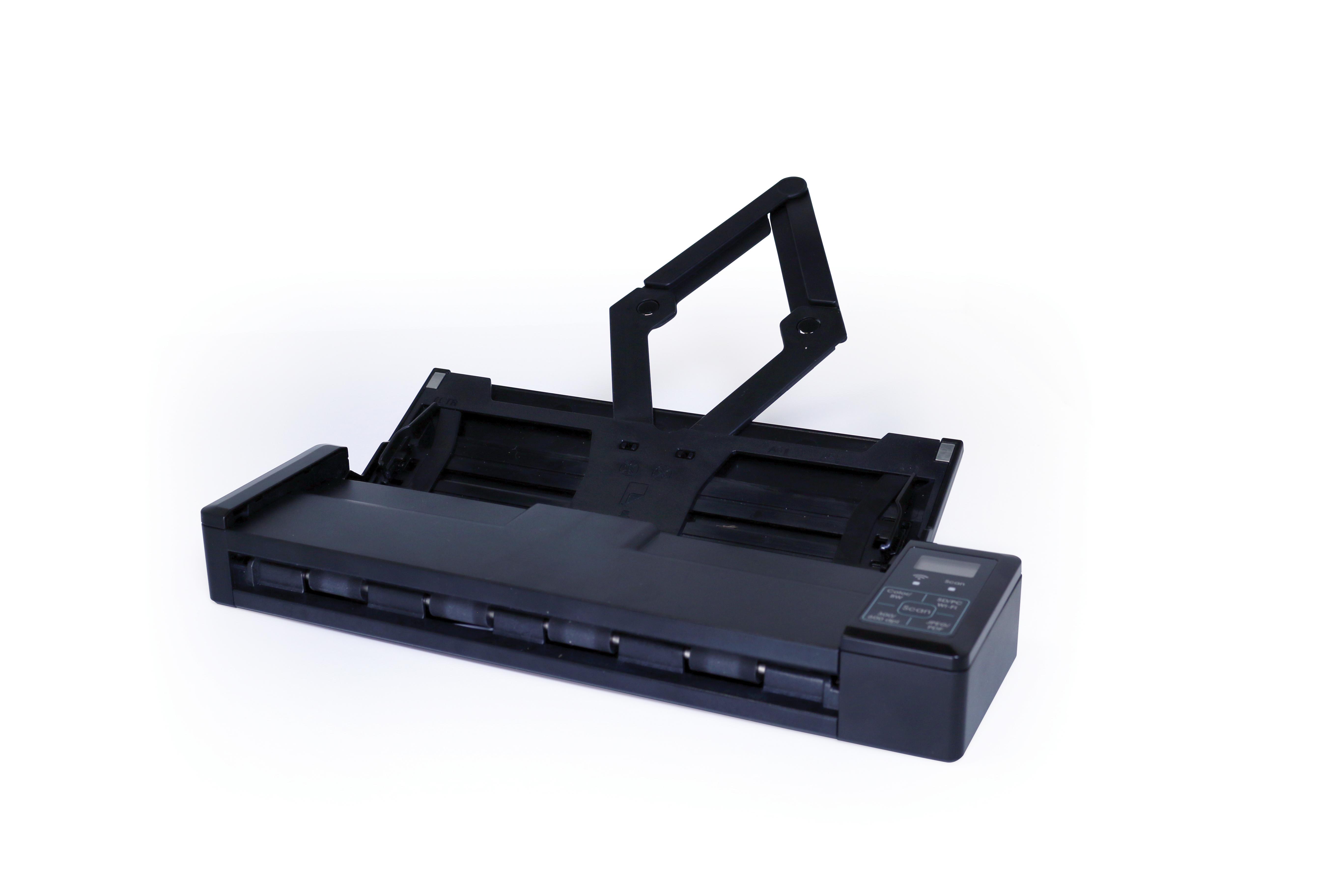 IRIS IRISCAN Pro 3 WIFI - tragbarer  Scanner mit WLAN - 8 Seiten pro Min - USB und Akku-Betrieb