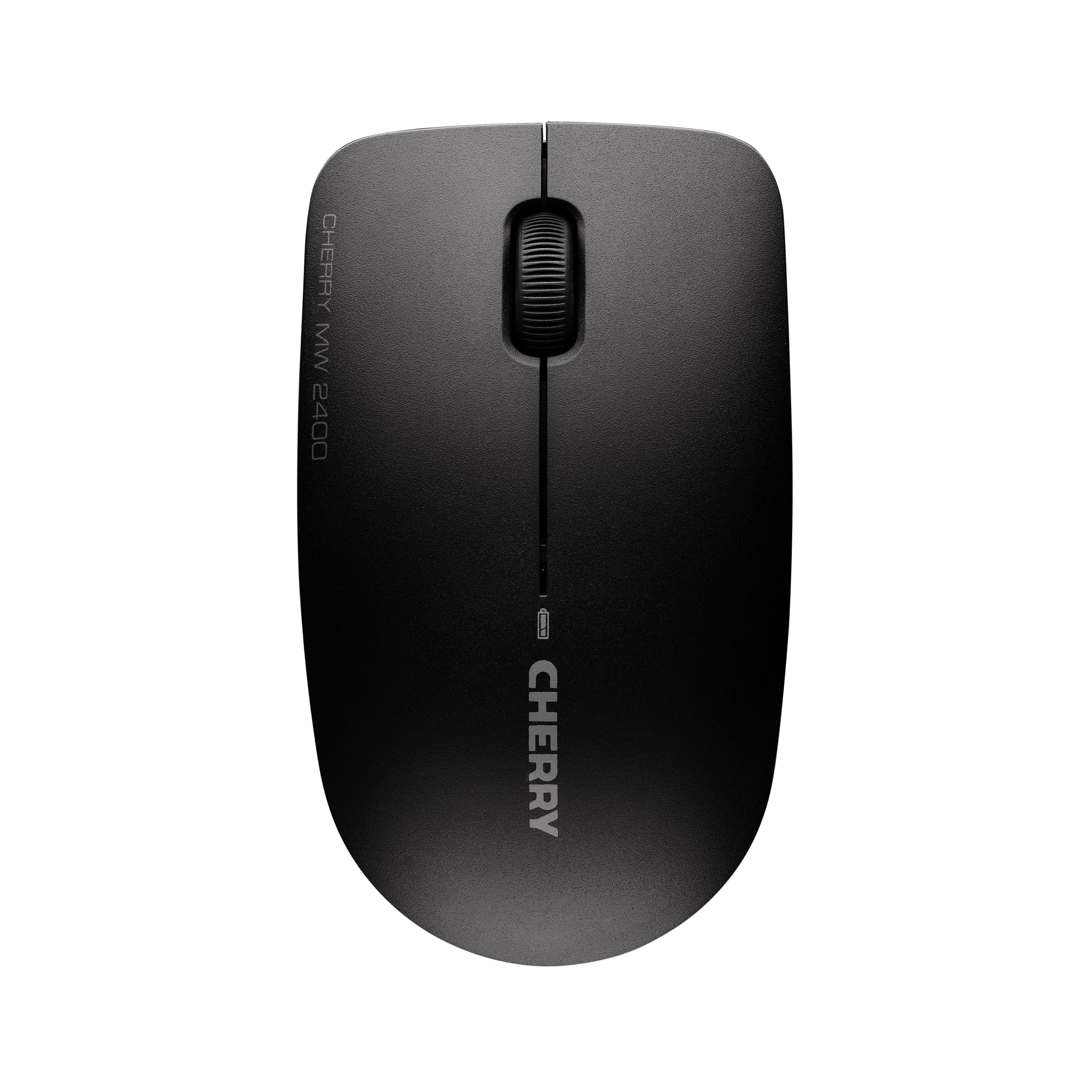 CHERRY MW2400 cordless Mouse black USB