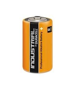 DURACELL Batterie Industrial Alkaline Mono-D 1,5V im 10er Pack