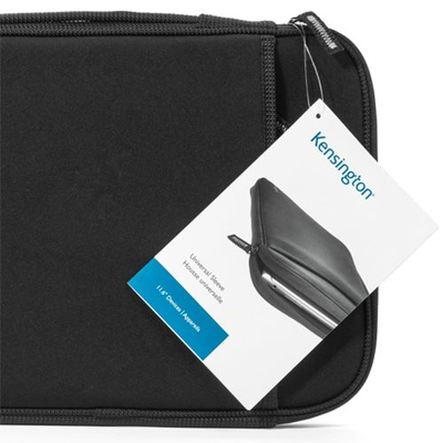 Laptoptas Kensington Universele hoes - 27,9 cm - zwart