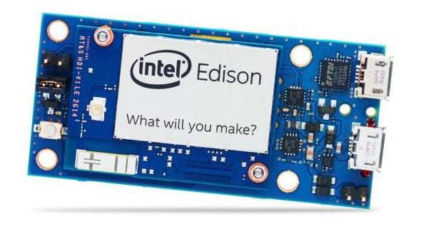 Intel® Edison Breakout Board Kit, Single