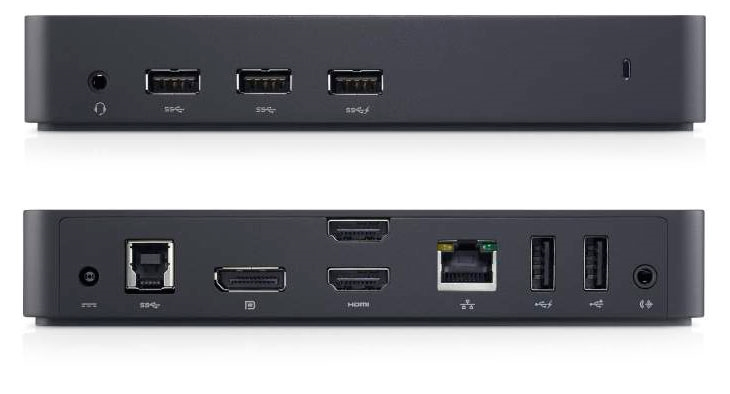 DELL USB 3.0-Dockingstation D3100