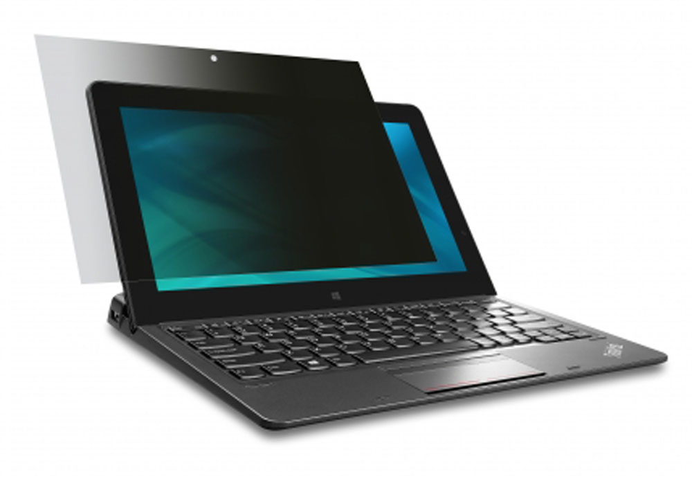 LENOVO 3M Privacy Filter for ThinkPad Helix (2nd Generation)-4-way Privacy Designed for Lenovo
