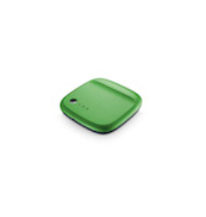 SEAGATE Wireless 500GB 6,4cm 2,5Zoll mobile wireless storage USB grün