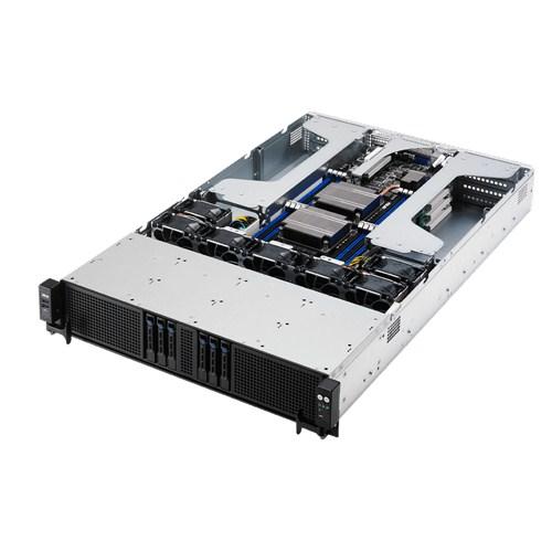 ASUS Server Barebone Rackserver 2U / 2CPU ESC4000 G3S 1+1 1620Watt PSU