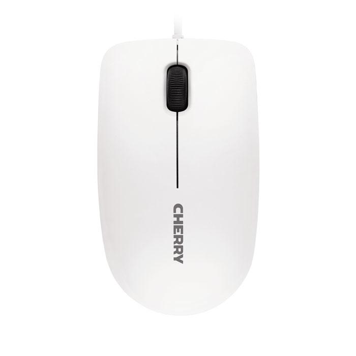 CHERRY MC1000 corded Mouse USB grey