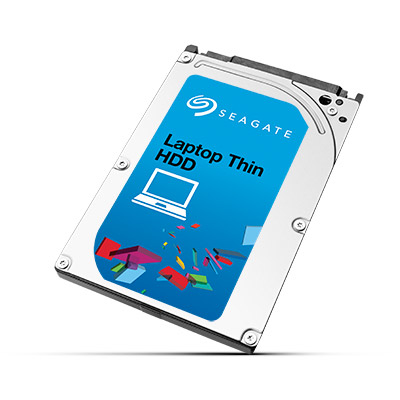 SEAGATE Laptop Thin 500GB HDD SED 7200 rpm SATA 6Gb/s 32MB cache 6,4cm 2,5Zoll BLK