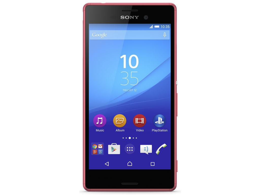 Datos del producto Sony Xperia M4 Aqua 12,7 cm (5