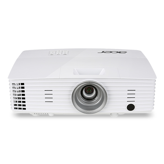 ACER P1185 DLP Projektor 3200 ANSI Lumen SVGA 800x600 20000:1 VGA HDMI/MHL 3D ready