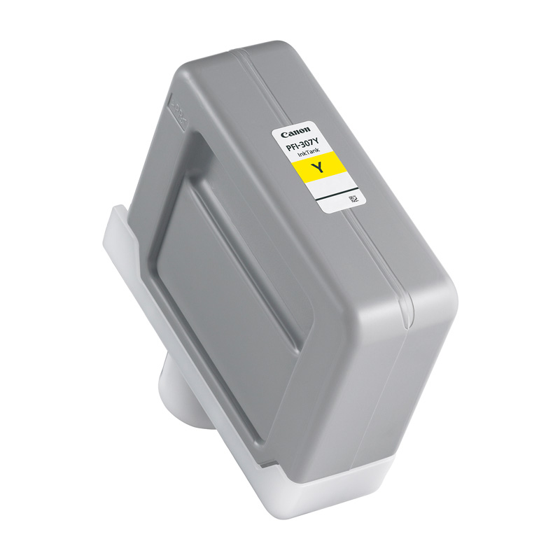 CANON PFI-307 Y Tinte gelb Standardkapazität 330ml 1er-Pack