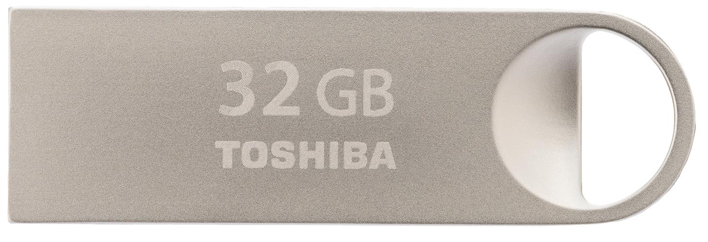 Toshiba USB2.0 Stick TransMemory U401 32GB Metal