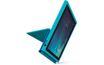 Logitech BLOK Protective Case voor iPad Air 2 - Blauw