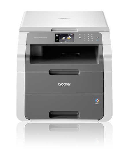 BROTHER DCP-9017CDW DCP A4 Farblaser 18ppm print scan copy