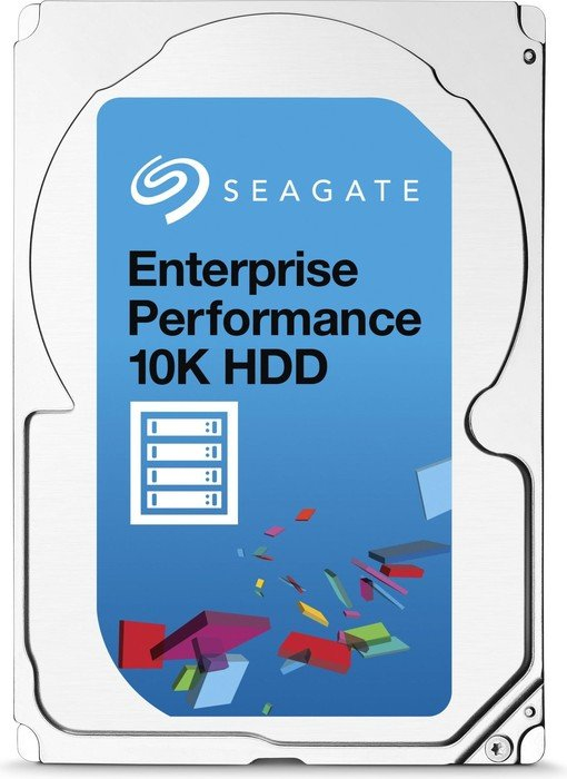 SEAGATE Enterprise Performance 10K 1200GB TurboBoost Secure Model HDD 4KNative 10000rpm 128MB SAS 6,4cm 2,5Zoll BLK