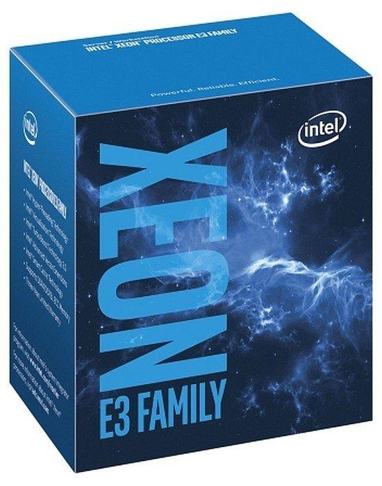 INTEL Xeon E3-1270v5 3,6GHz LGA1151 8MB Cache Boxed CPU