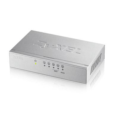 ZYXEL GS-105B V3 5-Port Desktop Gigabit Ethernet Switch