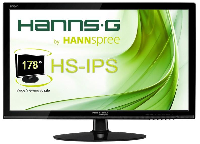 60cm/24 (1920x1080) Hanns.G HS245HPB HDMI DVI VGA
