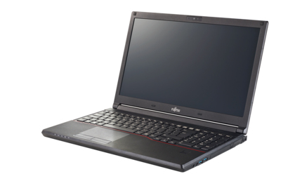 FUJITSU LIFEBOOK E556 HD 39,62cm 15,6Zoll INTEL Core i5-6200U 1x 8GB DDR4 256GB SSD UMTS ready DVD-SM Win10P+Win7P