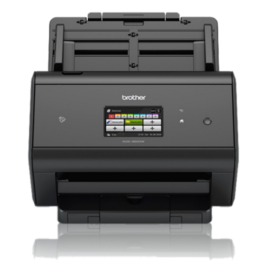 BROTHER ADS-2800W FineReader Professional