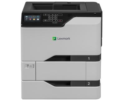 LEXMARK CS720dte color A4 Laserdrucker 38ppm Duplex