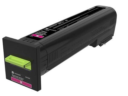LEXMARK PB Toner magenta 17K CX82x,CX860