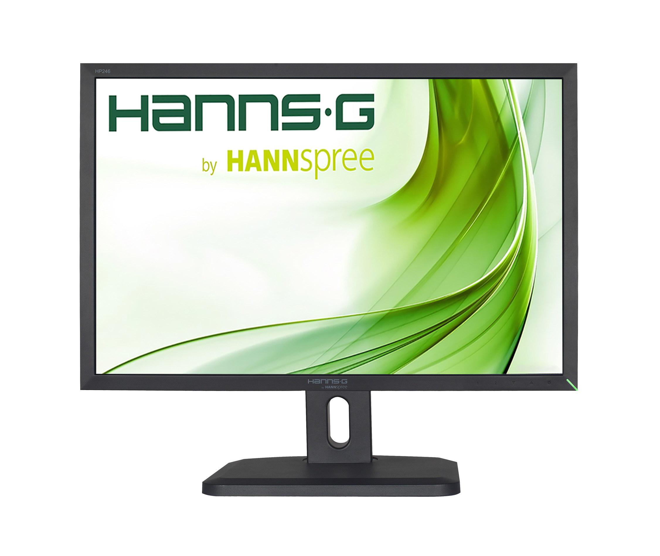 60cm/24 (1920x1200) Hanns.G HP246PJB IPS 16:10 DP