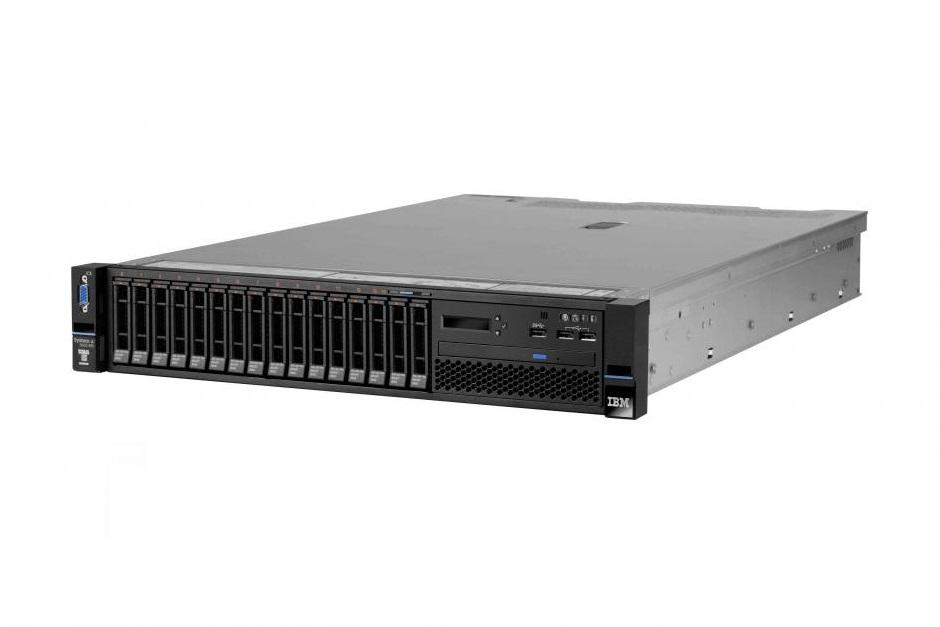 LENOVO DCG TopSeller System x3650 M5 MLK E5-2637v4 3.5GHz 15M 4C 2400MHz 135W 1x16GB 2Rx4 2400MHz DDR4 RDIMMl O/B 6.4cm 2.5Zoll HS