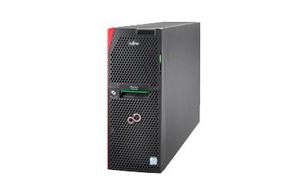 FUJITSU PRIMERGY TX2560 M2 Xeon E5-2620v4 1x8GB 1Rx4 DDR4-2400 R ECC w/o SFF HDD DVD-RW CP400i LAN 2x1Gb ATD 2x 450W SV 3J VOS