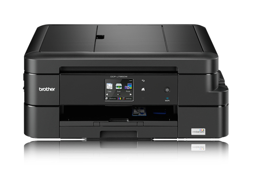 BROTHER DCP-J785DW MFP A4 color USB inkjet 12ppm print copy scan Wlan