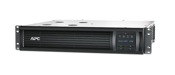 APC Smart-UPS 1500VA RM 2U LCD  Network  USB 7min Runtime 1000W