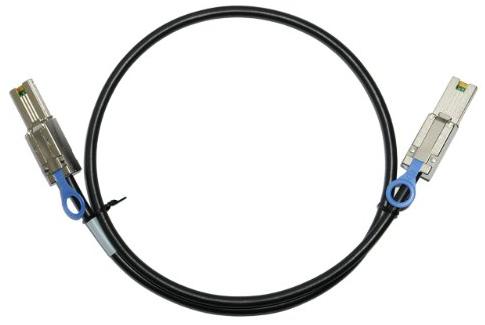 LENOVO DCG Storage V3700 V2 0.6m 12Gb SAS Cable (mSAS HD)