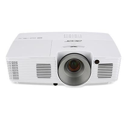 ACER H6517ABD DLP Projektor 3400 ANSI Lumen Full HD 1920x1080 3D ready 20.000:1 HDMI 1.4a D-Sub Audio USB B weiss