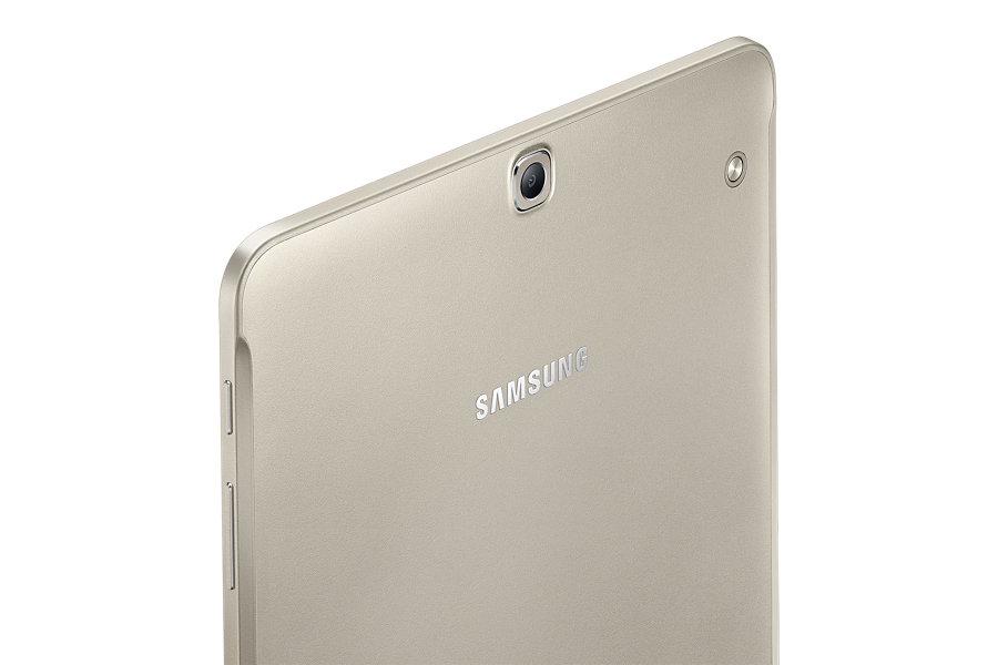 Appareil photo Samsung Galaxy Tab 9.7 pouces