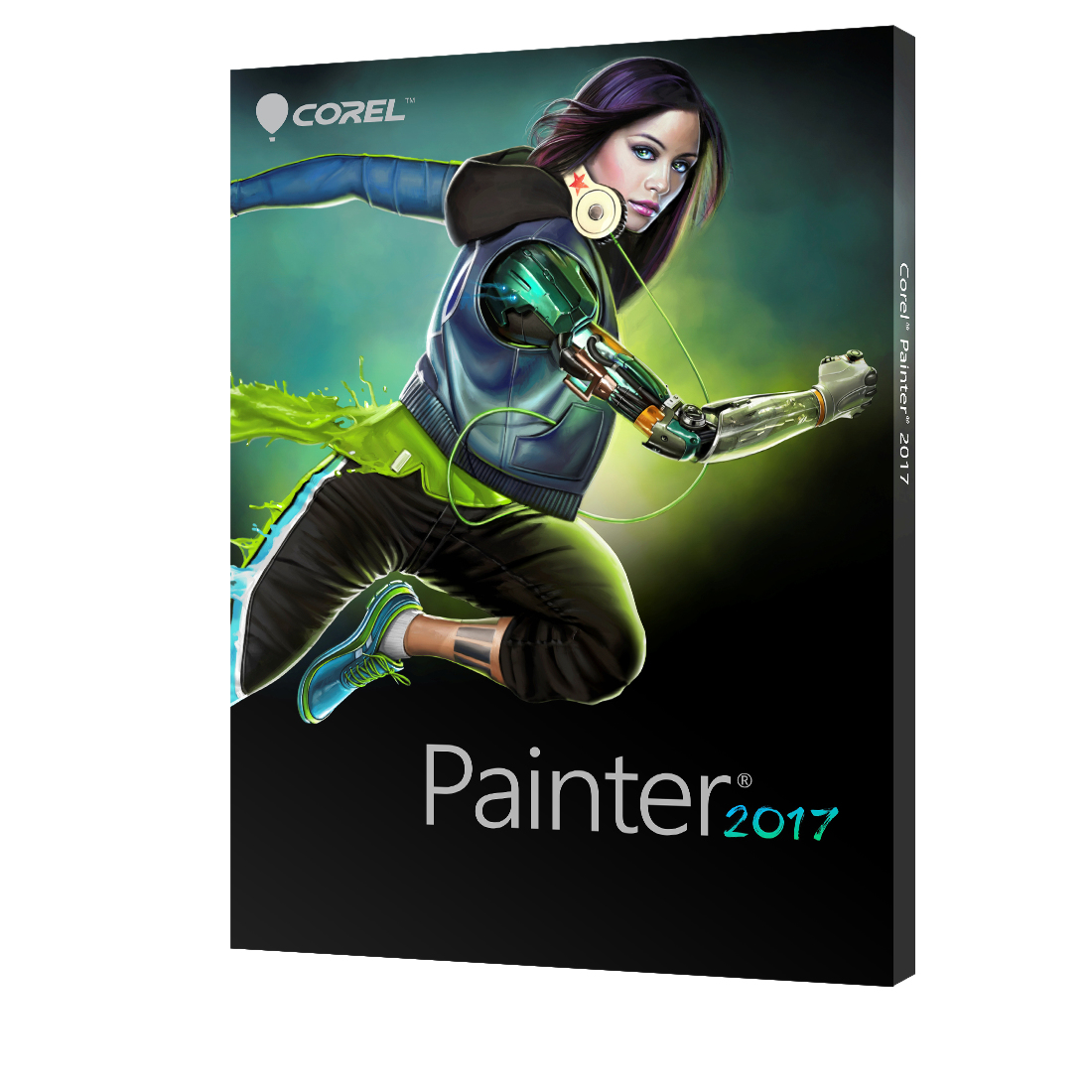 COREL Painter 2017 Upgrade (ML)