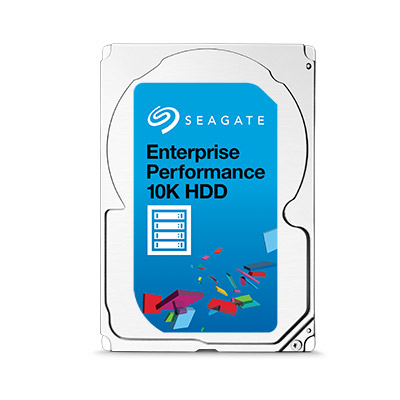 SEAGATE Enterprise Performance 10K 600GB HDD SED 512Native 10000rpm 128MB cache SAS 12Gb/s 6,4cm 2,5Zoll BLK