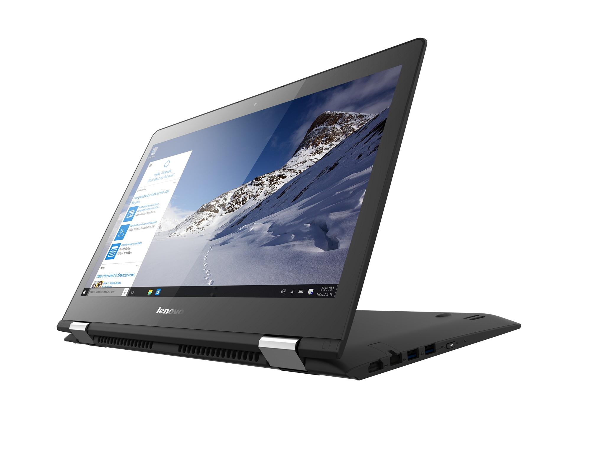 Lenovo YOGA 500-14IBD i3-5005U/8/128SSD/FHD/Touch/