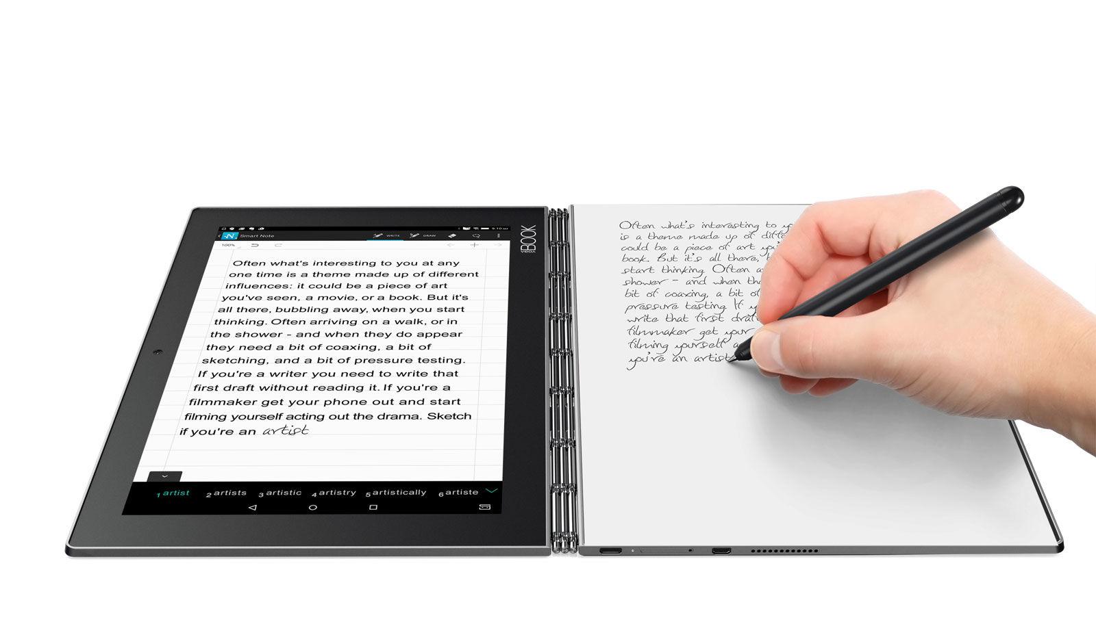 Lenovo Yoga Book ZA0V0256DE 64GB Android 6.0