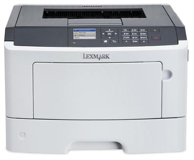 LEXMARK MS415dn mono A4 Laserdrucker incl. 4Y Initial Guarantee max.20 Stueck pro FH pro Monat(A)