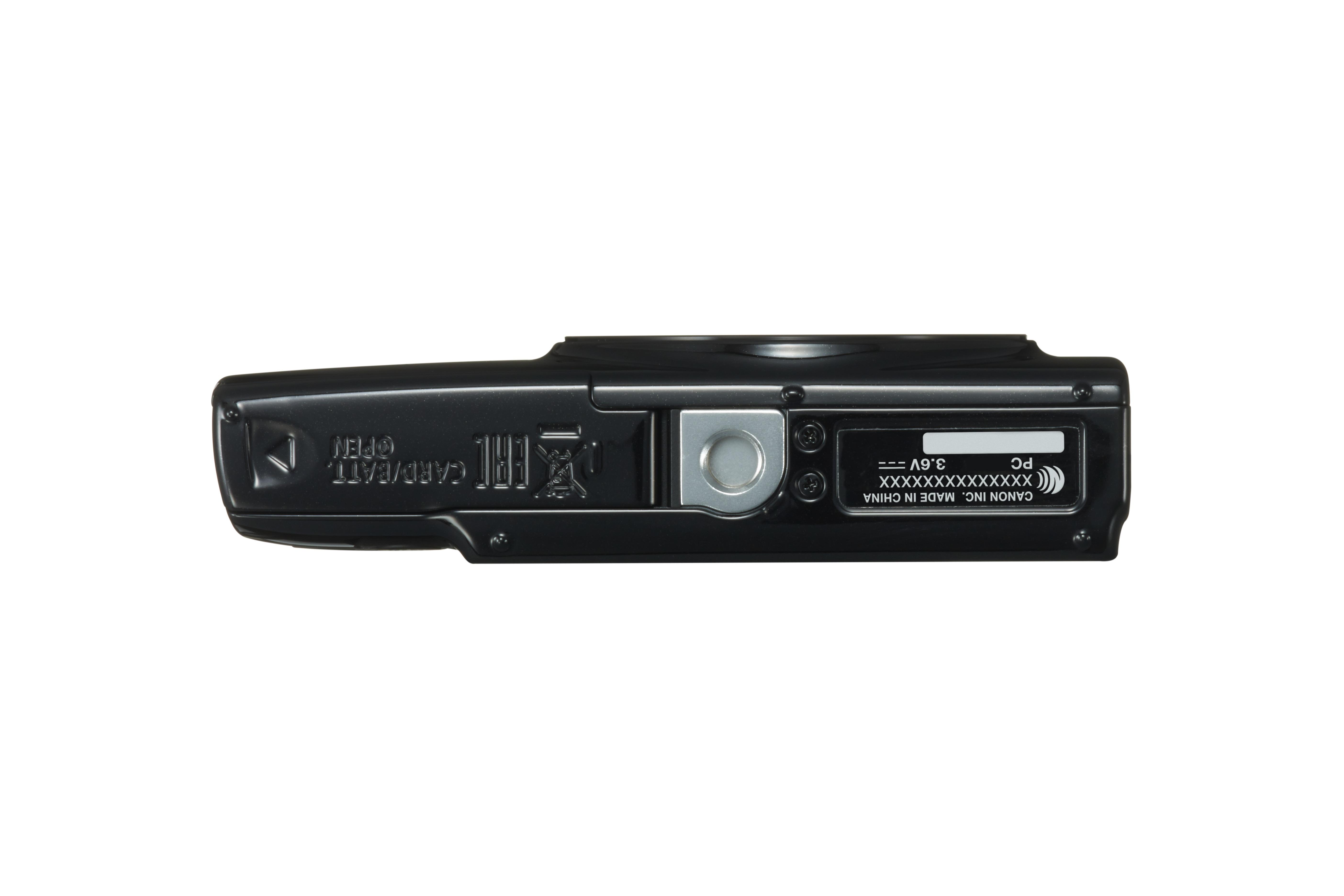 """Canon Digital IXUS 190 Fotocamera compatta 20MP 1/2.3"""" CCD 5152 x 3864Pixel Nero [1794c001]"""
